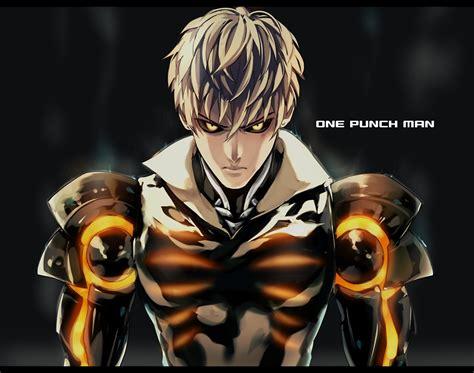 one punch man genos one punch man image 1943911 zerochan anime