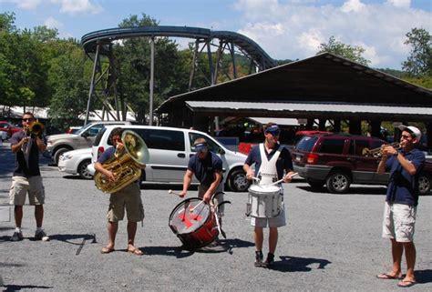 theme park band knoebels amusement park resort theme park review s