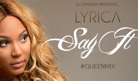 lyrica singer dj carisma hold you down thequeenmix ft lyrica