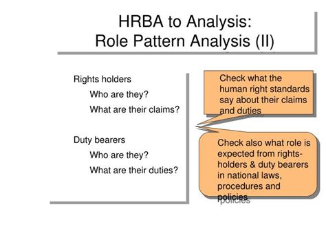 pattern analysis ppt ppt what are hrba rbm powerpoint presentation id