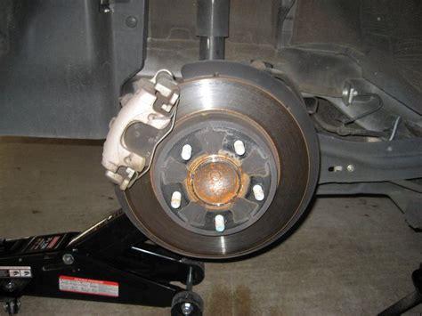 mazda 3 brakes mazda mazda3 rear brake pads replacement guide 006