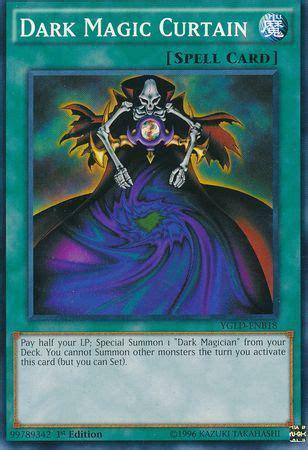 dark magic curtain dark magic curtain ygld enb18 common 1st edition