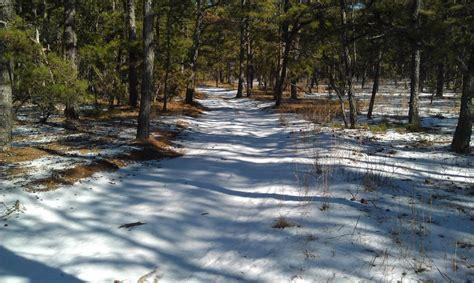 wharton state forest map wharton state forest mountain bike trail in hammonton new