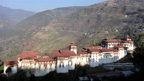 Home Courtyards Dzongs And Fortresses Of Bhutan Paro Thimphu Trongsa Dzongs