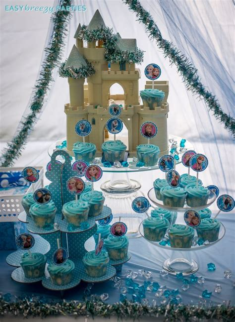 frozen themed birthday decorations 17 best images about frozen cupcakes on pinterest frozen