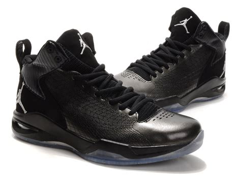 discountair 23 fly black basketball shoes