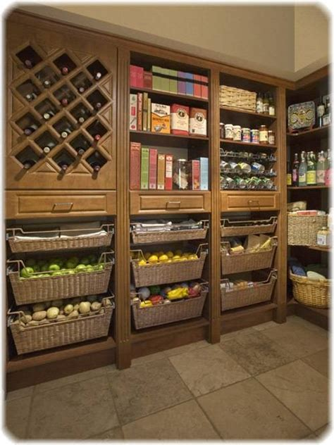 Pantry Storage by Open Kitchen Pantry Shelving The Interior Design