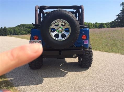 2000 Jeep Wrangler Frame 2000 Jeep Wrangler Frame Ls1 V8 Build