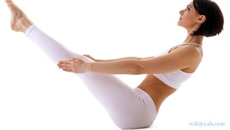 boat pose chest press 9 simple yoga poses for weight loss and a flat belly