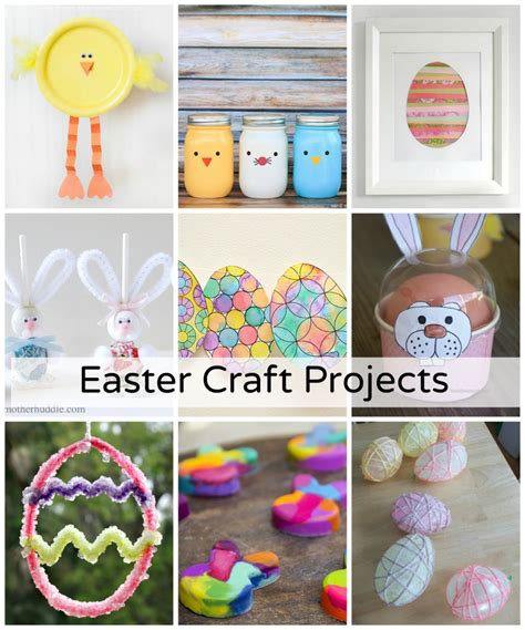 easter craft projects for easter treat recipes the idea room