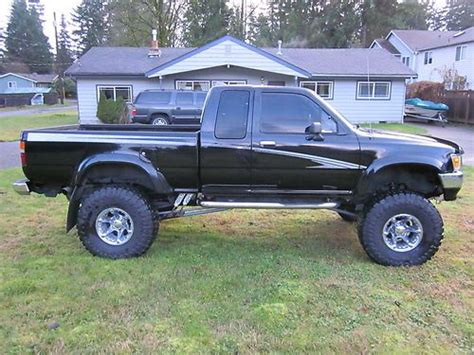 1994 Toyota 4x4 Find New 1994 Toyota 4x4 Extended Cab Chevy 2001