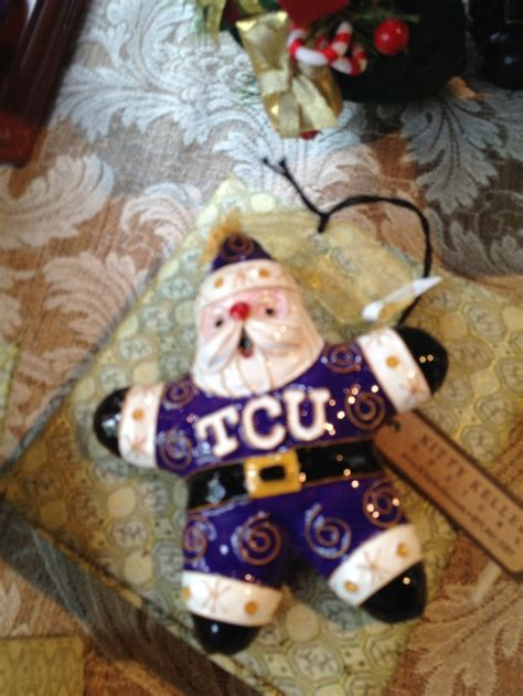 1000 images about tcu christmas decorations on pinterest