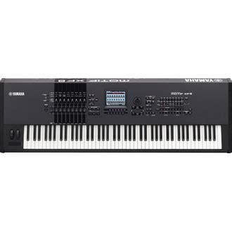 yamaha motif pattern mode motif xf8 motif xf synthesizers music production