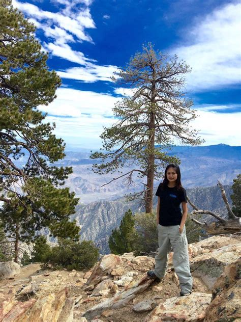 snow hiking in mount san jacinto state park outdoor outreach