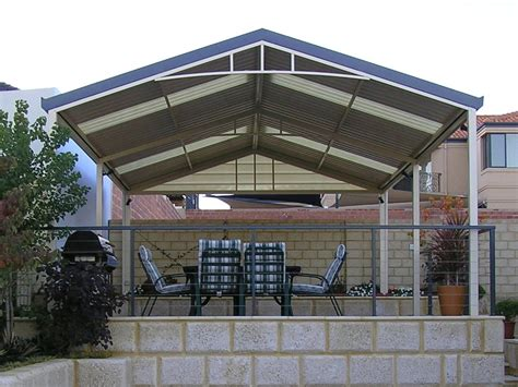 Gable Patio Roof by Gable Patio Roof