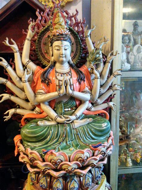 Pajangan Patung Dewi Kwan Im Patung Dewi Kwan Im Lq 344 W T1310 jual patung dewi kwan im tangan seribu dhammamanggala