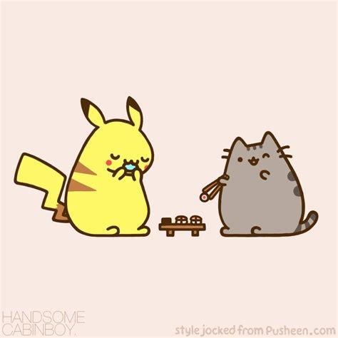 si鑒e de r騏nion pikachu pusheen my interests pusheen