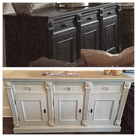 amy howard light antique wax before after sideboard painted with amy howard one step