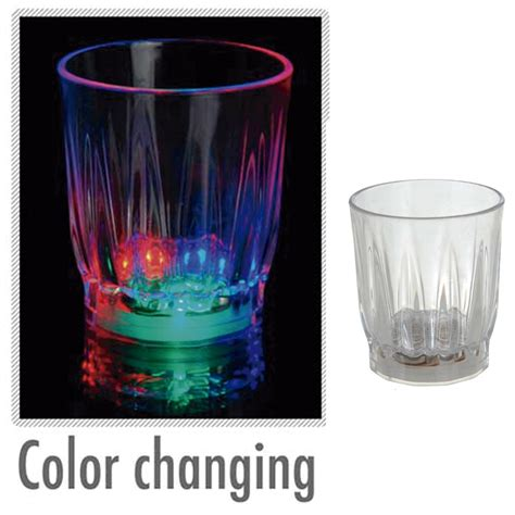 light up drinking glasses party city 12 light up shot glasses led flashing drinking blinking