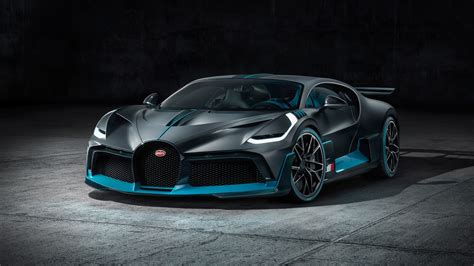 ultra limited bugatti divo  deliver race track satisfaction motortrend