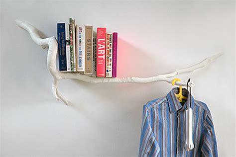 kleiderstange ast upcycling einfache treibholz diy ideen kleiner elefant