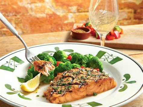 Healthy Olive Garden by Healthy Restaurant Menu Options Food Network