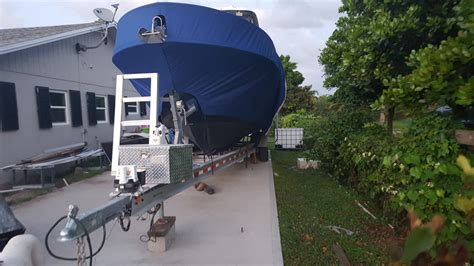 how much does a fishing boat and trailer weigh aluminum i beam trailer flexing how much is considered