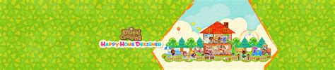 animal crossing home design games animal crossing happy home designer