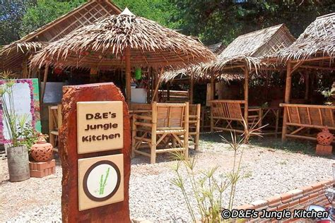 Jungle Kitchen by D E S Jungle Kitchen In Krabi Genuine Thai Cuisine In Ao
