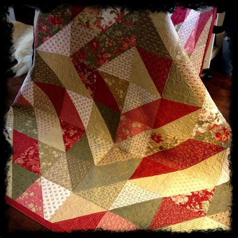 How To Quilt A Square Cake by 1446 Best Half Square Triangle Quilts Images On
