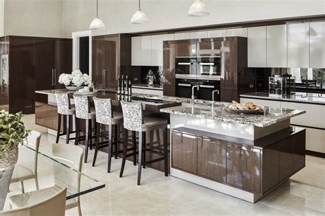 luxurious kitchen designs luxury kitchen design st george s hill extreme design