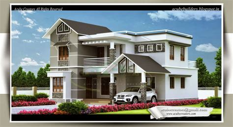 designer house kerala home design photos
