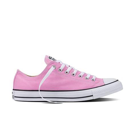 Converse All Pink Low chuck all low fresh colors in icy pink converse icy pink 153875c