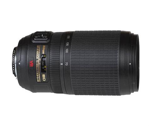 Lensa Nikkor 70 300 Vr nikon af s vr zoom nikkor 70 300 mm f 4 5 5 6g if ed