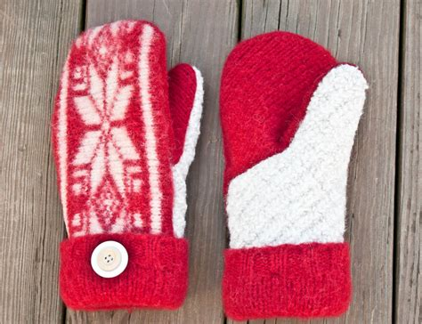 pattern felted wool mittens from sweaters guest tutorial felted sweater mittens with printable