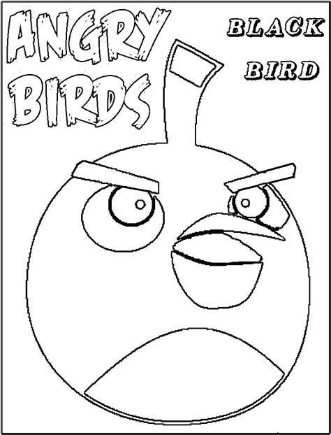 coloring pages printable angry birds free printable angry bird coloring pages for kids