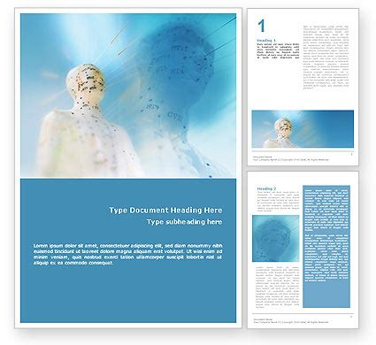 acupuncture business plan template acupuncture word template 01599 poweredtemplate