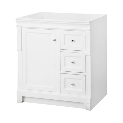 home decorators collection naples        bath vanity cabinet  white