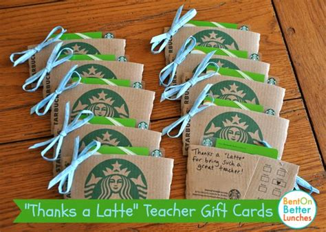 Thanks A Latte Starbucks Gift Card Template by Best 25 Thanks A Latte Ideas On Free