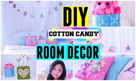 Diy Easter Gifts diy spring cotton candy room decor ideas for teens cute