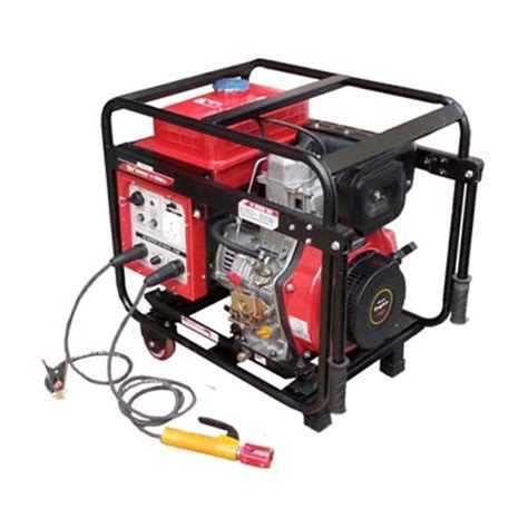 ge w 8000d portable generator in india by hpm