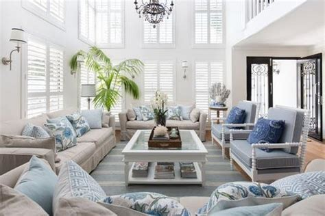 insanely gorgeous hamptons style living rooms