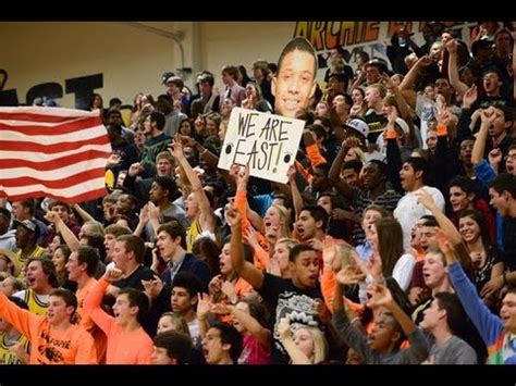 quot the jungle quot is the best student section