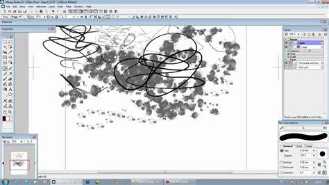 tutorial xld manga studio tutorial part 1 german youtube