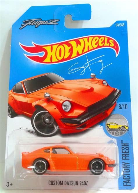 Sale Custom Datsun 240z Orange Fuguz Wheels Hw Mtf36 image custom datsun 240z fuguz lar factory f 3 17 cx jpg wheels wiki fandom