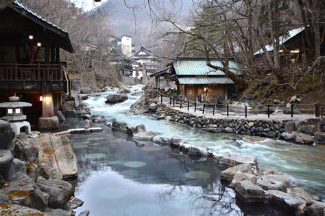 onsen spa the best way to spend three weeks in japan japan sle