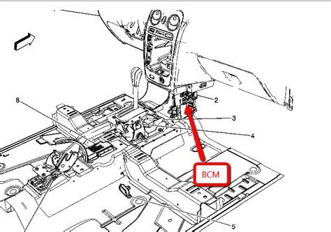 chevrolet malibu module location 03 get