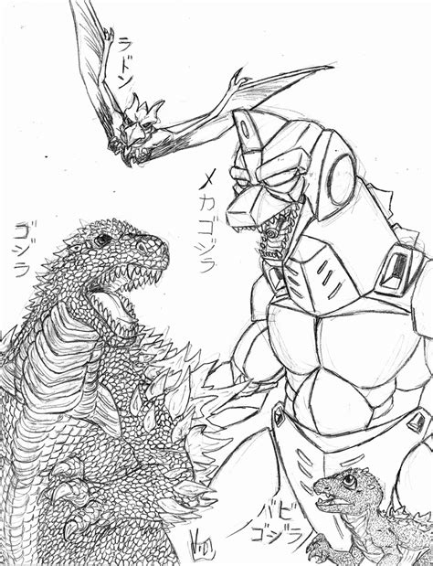 godzilla vs muto coloring pages the gallery for gt godzilla vs coloring pages