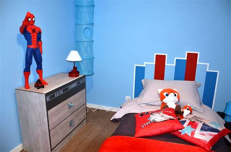 chambre garcon bleu et atlub