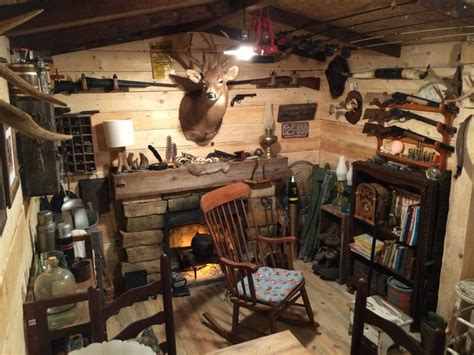 Keller Dining Room Furniture built the ultimate man cave for 107 living in a shoebox